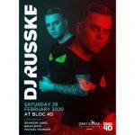 DJ Russke @ Bloc40